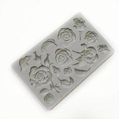 0957 Молд силиконовый. Розы.