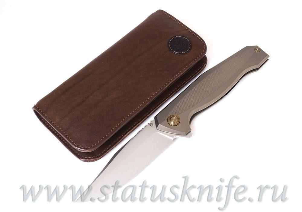 Нож Чебуркова Медведь Limited M398 #13 - фотография