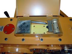 Резчик арматуры GROST RC-40М01