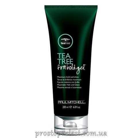 Paul Mitchell Tea Tree Groom -Гель для стійкої фіксації волосся