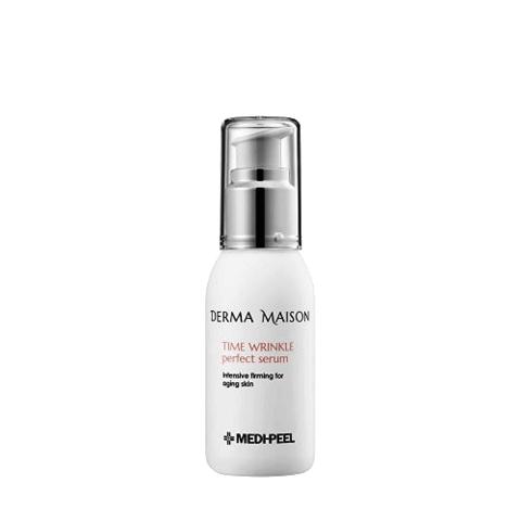 Medi-Peel Derma Maison Time Wrinkle Perfect Serum антивозрастная сыворотка с коллагеном и витамином Е