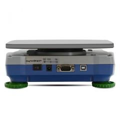 Весы лабораторные/аналитические Mertech 123 АCF-3000.1 SENSOMATIC TFT, RS232/USB, 3000гр, 0,1гр, 196х150, с поверкой, высокоточные