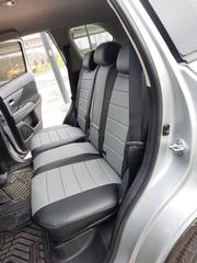 Чехлы на Mitsubishi Outlander III 2012–2021 г.в.