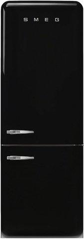Холодильник с нижней морозильной камерой Smeg FAB38RBL5