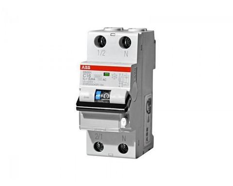 Выключатель авт.диф.т.DS201 B6 AC100