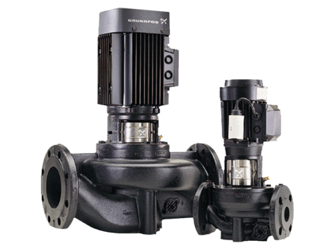 Насос циркуляционный - Grundfos TP 100-250/2 A-F-A GQQE 400D 50Hz