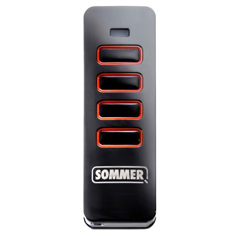 Пульт SOMMER 4-х канальный универсальный купить