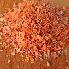 Морковь сушёная 'Каша из топора'