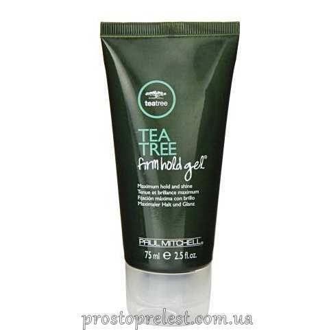 Paul Mitchell Tea Tree Groom - Гель для стійкої фіксації волосся