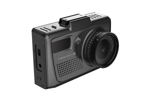 Комбо-устройство (видеорегистратор с радар-детектором и GPS) SilverStone F1 Hybrid UNO Z
