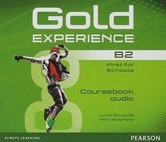 Gold Experience B2 Class CDs !!