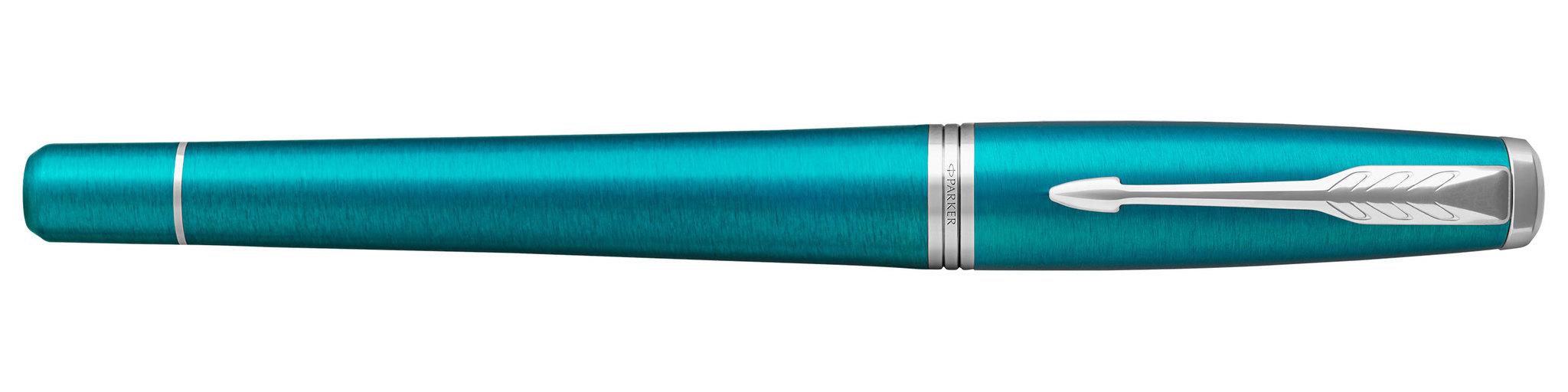 Parker Urban Core - Vibrant Blue CT, ручка-роллер, F, BL