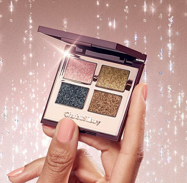 Charlotte Tilbury Luxury Palette of Pops - Dazzling Diamonds