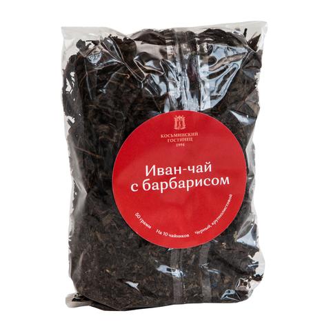 Иван-чай «Косьминский гостинец» крупнолистовой с барбарисом, 50 г