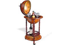 Глобус-бар напольный «Пандора», фото 3