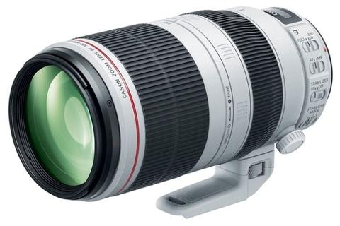 Фотообъектив Canon EF 100-400mm f/4.5-5.6L IS II USM