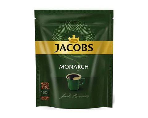 Кофе растворимый Jacobs Monarch, 150 г