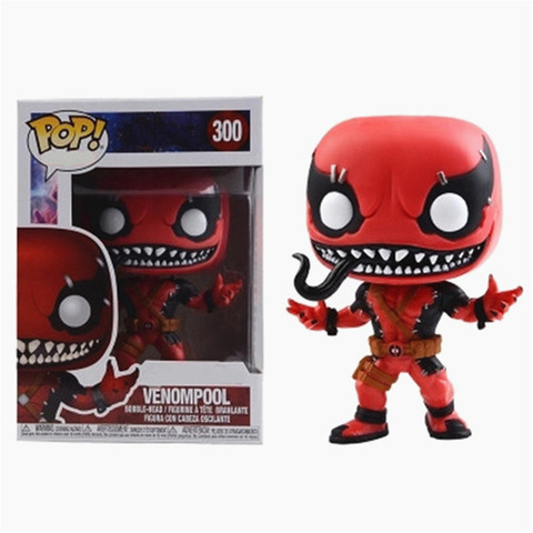 Venomized Deadpool Funko Pop! || Дэдпул-Веном