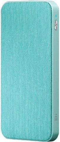 Внешний аккумулятор Power Bank Xiaomi (Mi) ZMI QB910 10000mAh, голубой