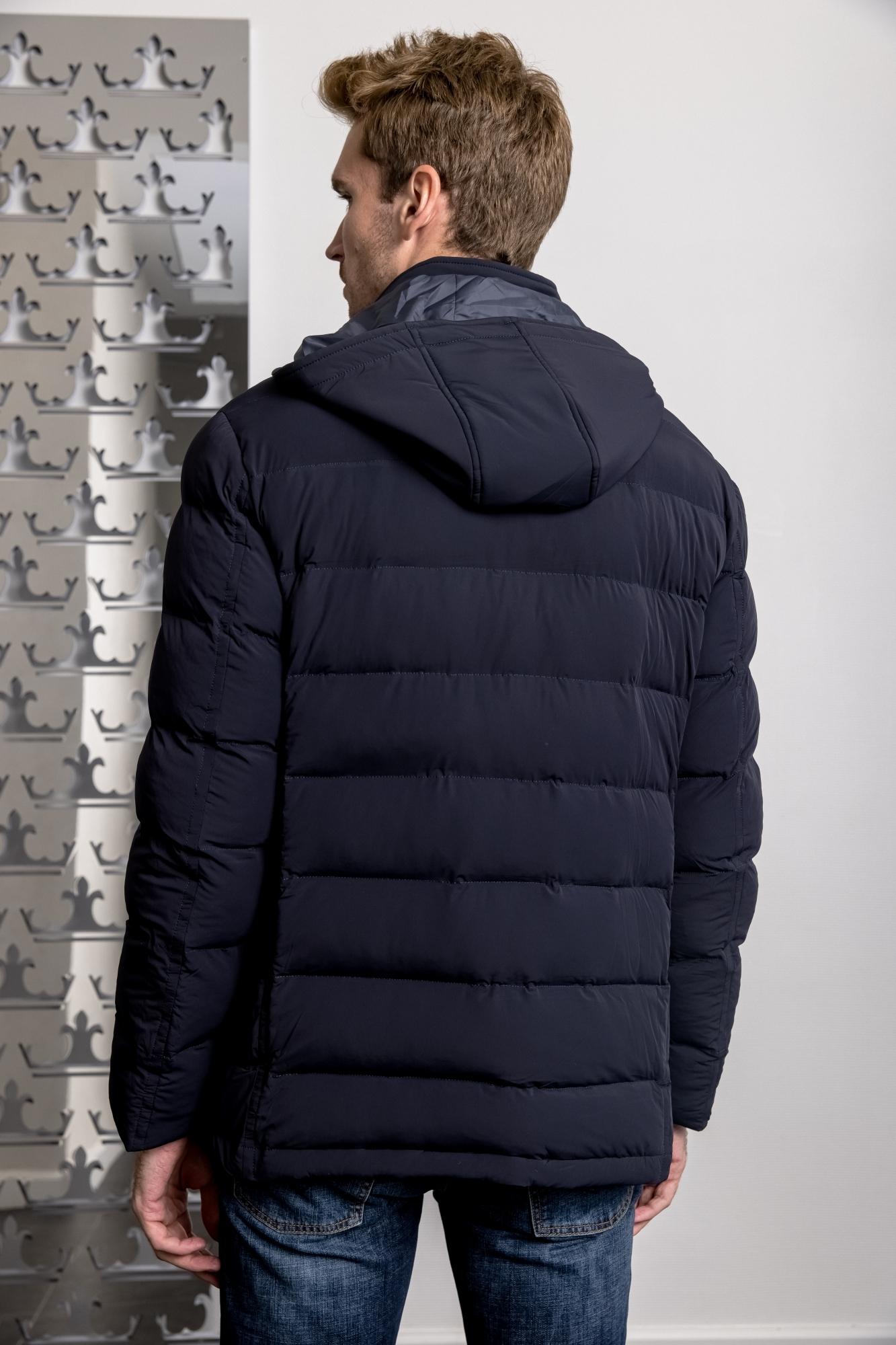 CUDGI Куртка утепленная со съемным капюшоном