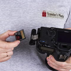CompactFlash CF 64 Gb SanDisk Extreme Pro 1067x