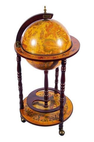 Глобус-бар напольный «Пандора»