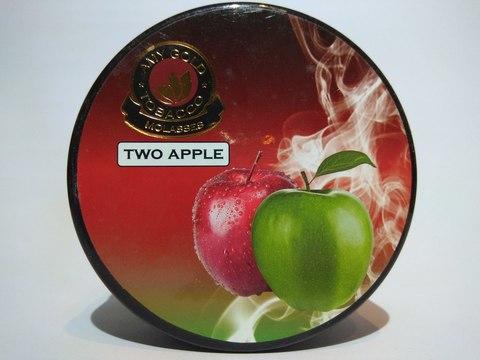 Табак для кальяна AMY GOLD Two Apple 200 gr