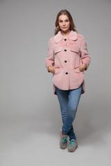 Меховая куртка из искусственного меха оптом