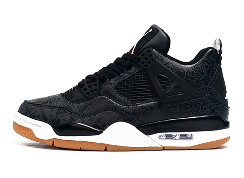 Air Jordan 4 SE Laser 'Black Gum'