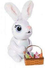 Интерактивный кролик Zoomer Hungry Bunnies , Chewy White