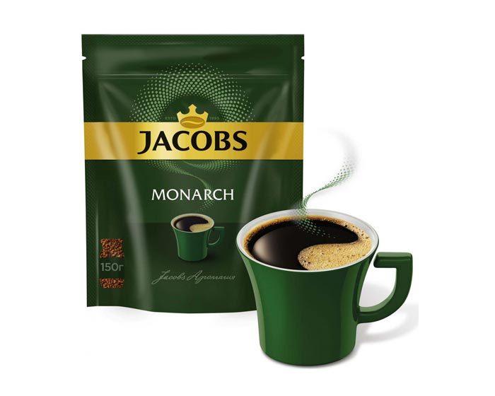 Jacobs Monarch, 150 г