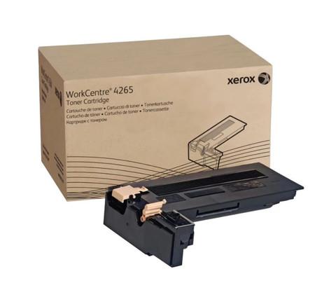 Оригинальный тонер-картридж Xerox 106R02735 черный