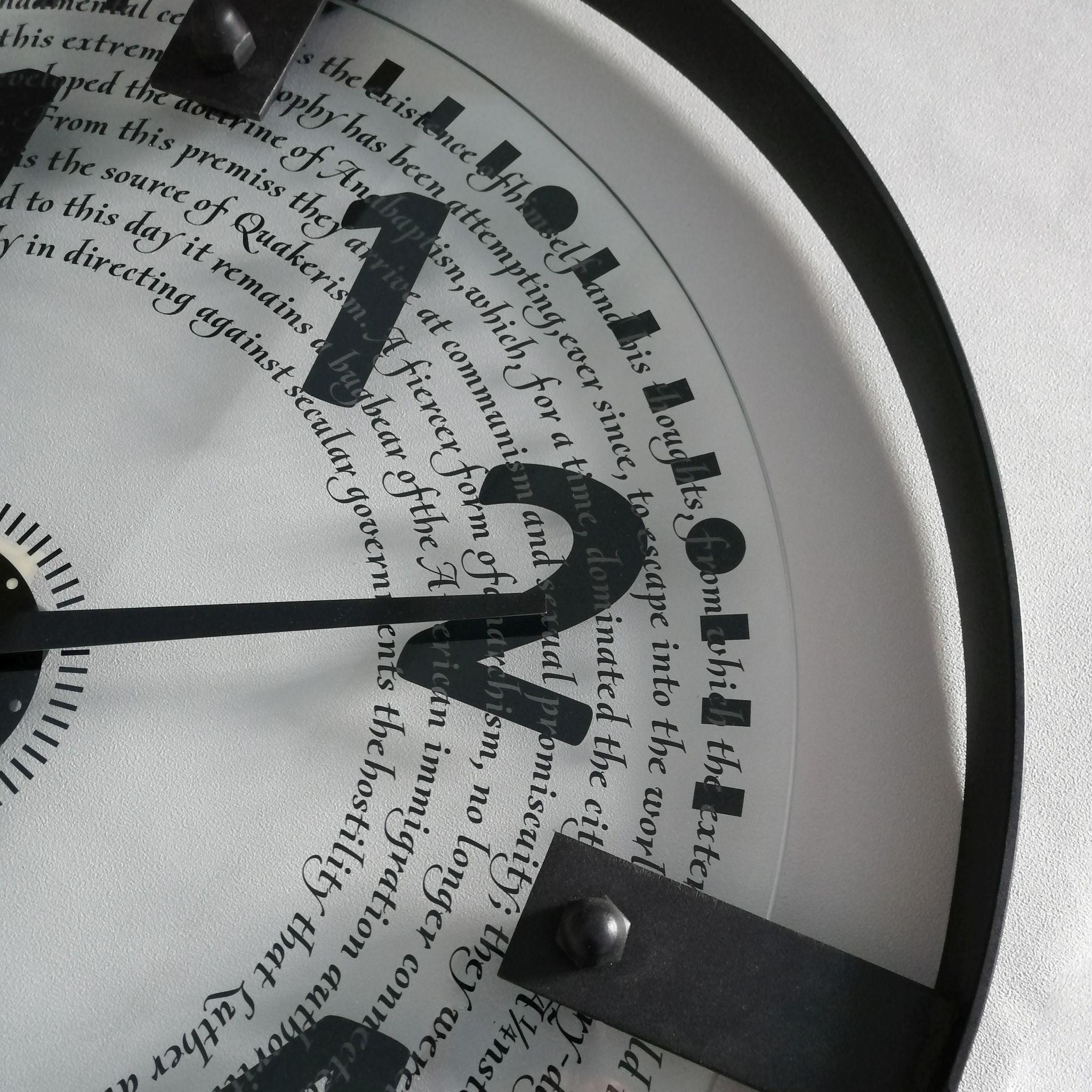 Настенные часы Nicole Time NT154