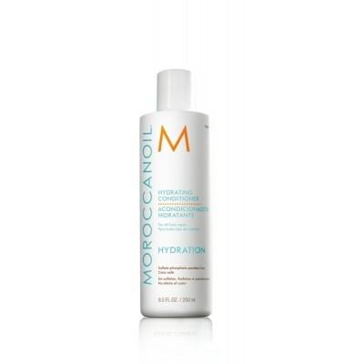 Moroccanoil Shampoo & Conditioner: Увлажняющий кондиционер для волос (Hydrating Conditioner), 250мл/500мл/1000мл