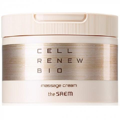 Крем для лица антивозрастной массажный Cell Renew Bio Massage Cream 200мл