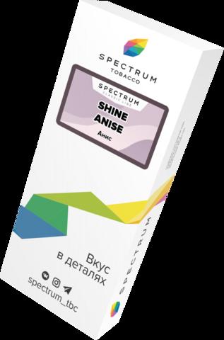 Табак Spectrum Classic Line Shine anis (Анис) 100г