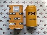 Фильтр масляный JCB 3CX 4CX оригинал 320/04133A 320/B4420 на двигатель Diesel Max