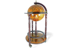 Глобус-бар напольный «Пандора», фото 2