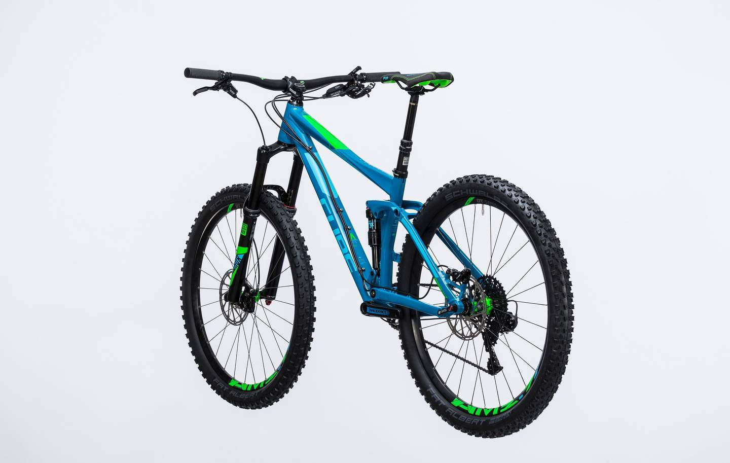 Cube Stereo 140 HPA SL 27.5 (2017)