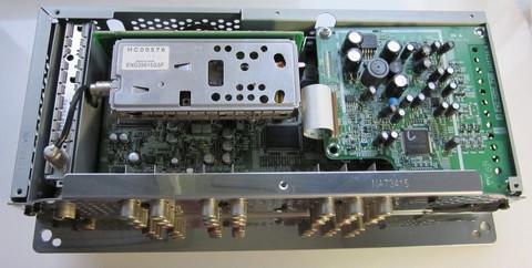 JA05733-A, JA05693-B модуль тюнера и НЧ-входов