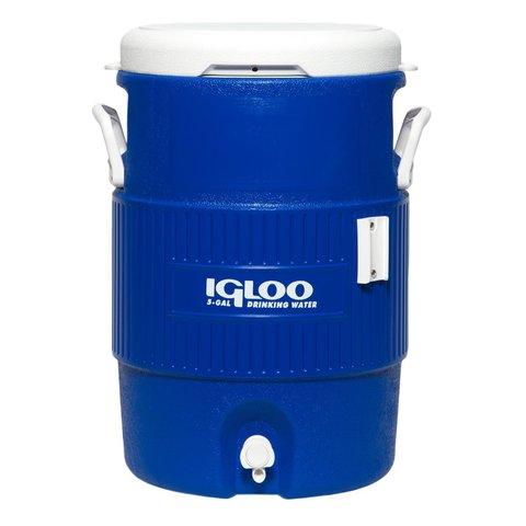 Изотермический контейнер (термобокс) Igloo 5 GAL (термоконтейнер, 18 л.)