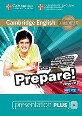 Cambridge English Prepare! Level 3 Presentation...