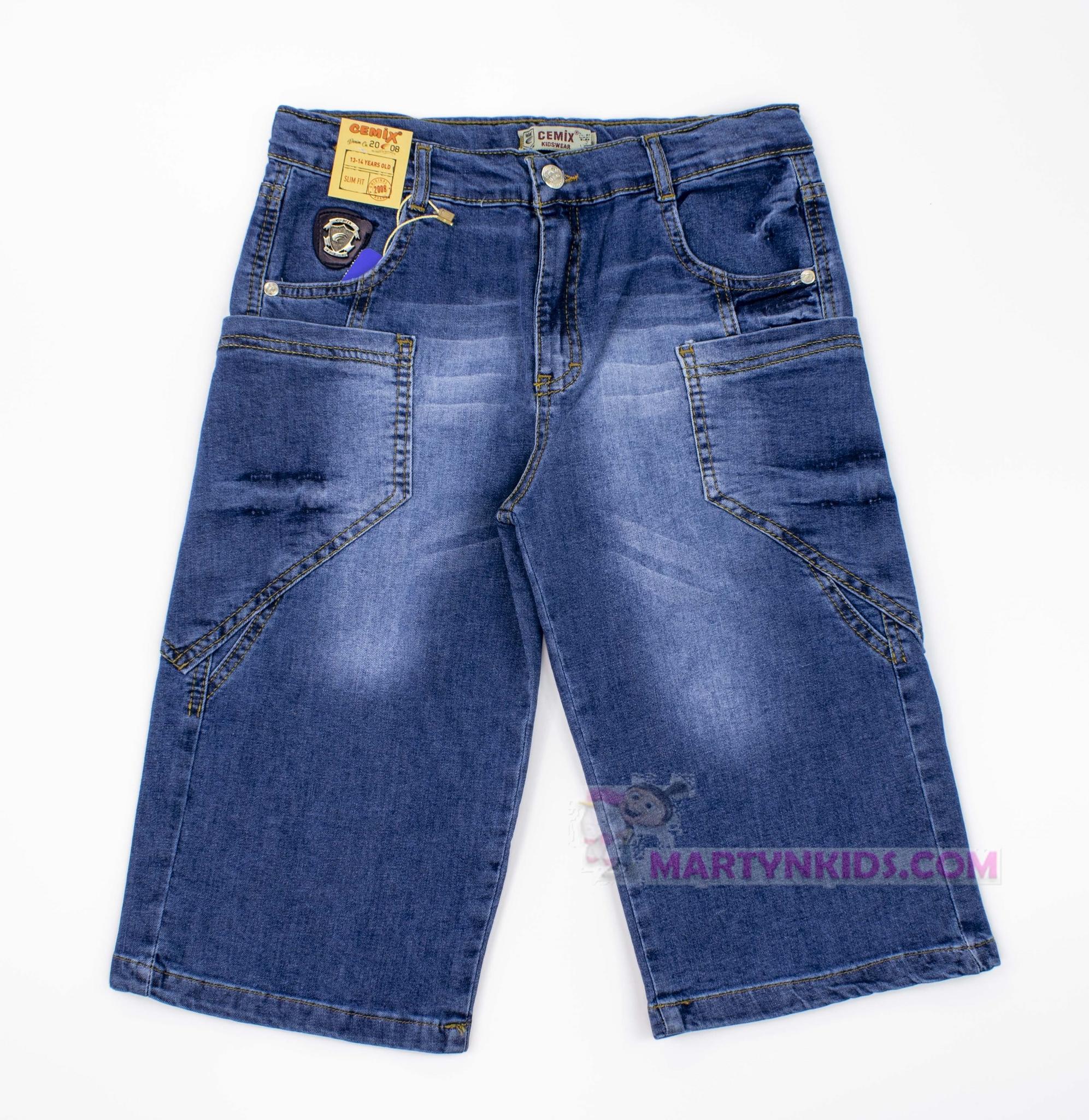 3380 бриджи CEMIX джинс