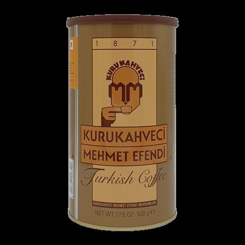 Турецкий кофе молотый KURUKAHVECI MEHMET EFENDI, 500 гр