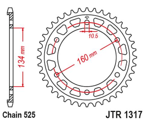 JTR1317