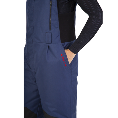 Полукомбинезон с подогревом Redlaika (синий, серый)
