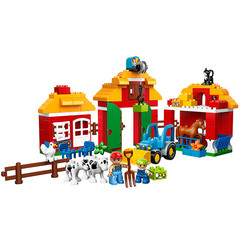 Lego Duplo Большая ферма (10525)