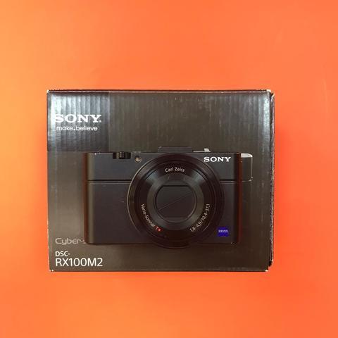 Sony Cyber-shot RX100M2 Комиссия
