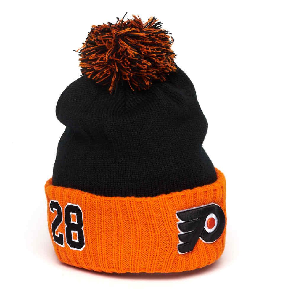 Шапка NHL Philadelphia Flyers № 28