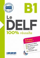 Nouveau DELF B1 Livre + CD